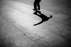 Ollie (tomabenz) Tags: bw skateboard sony a7rm2 urban spain monochrome noiretblanc human geometry bnw barcelone streetview black white europe barcelona street photography blackandwhite humaningeometry sonya7rm2 streetphotography
