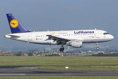 Lufthansa / A319 / D-AILU / EBBR 01 (_Wouter Cooremans) Tags: ebbr bri bru brusselsairport zaventem spotting spotter avgeek aviation airplanespotting lufthansa a319 dailu 01 lu jetfriends sticker jetfriendssticker