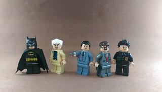 GCPD Vol 2 cast