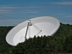 Nature and technic (diarnst) Tags: teleskop telescope astronomie astronomy wissenschaft science eifel germany radioastronomy