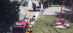 Incendio en edificio de Londres causa 6 muertos y 20 heridos críticos: Lourdes Heredia (Video) (conectaabogados) Tags: causa críticos edificio heredia heridos incendio londres lourdes muertos video