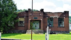 Martha nNorris High School Cumberland County (robgividenonyx) Tags: kentucky abandoned cumberlandcounty highschool 1926