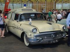 1957 Buick Roadmaster Ambulance (harry_nl) Tags: netherlands nederland 2017 vijfhuizen autovisie carscoffee xxl buick roadmaster ambulance vt6275 sidecode1