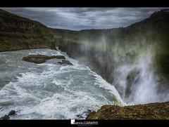 Gullfoss (Yiannis Chatzitheodorou) Tags: gullfoss iceland waterfall water landscape islandia ισλανδία