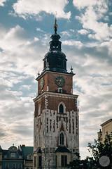 Wieża ratuszowa (jdelrivero) Tags: polonia elementos paises arquitectura reloj cracovia torre poland countries tower architecture elements kraków małopolskie pl
