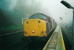 37716 Robertsbridge Scan (Waddo's World of Railways) Tags: 37716 716 37 robertsbridge robertsbridgestation class37 heavyweight