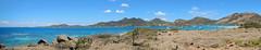 2017-04-22_12-02-29 Pinel Island, St Martin (canavart) Tags: sxm fwi stmartin stmaarten sintmaarten orientbay pinelisland ocean caribbean island tropical panorama iletpinel