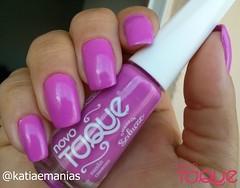 Paixão (Novo Toque) (katiaemanias) Tags: novotoque esmaltenovotoque nails nailpolish nail nailart rosa unhas unha esmalte esmaltes katiaemanias