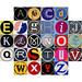 Squircle Alphabet 11