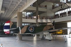 RThaiAF_Curtis Hawk 75_ _01 (PvG - Aviation Photography) Tags: military aircraft aviation museum thailand rthaiaf