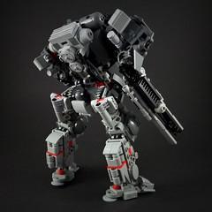 Type 3X Mecha (Marco Marozzi) Tags: lego legomech legodesign legomecha marozzi marco moc mecha mech robot drone