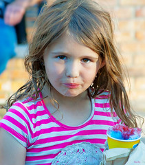 icee princess... (Stu Bo) Tags: becca youth cute princess lady laughter funny fun cruisenight face beautiful sbimageworks luvthiskid