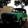 Renault 4 (pom.angers) Tags: samsunggalaxys7 samsungsmg930f saintegemmessurloire angers 49 maineetloire paysdelaloire france europeanunion car 2017 may vintagecar renault renault4 4l 100 150 5000