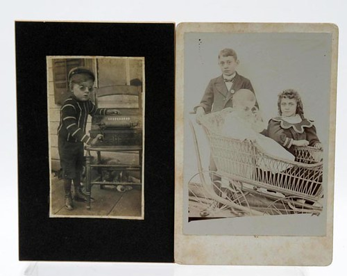 Two Photographs of Blind Boy ($156.80)