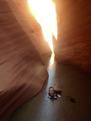 2017-06-26 Slot Canyon Labyrinth
