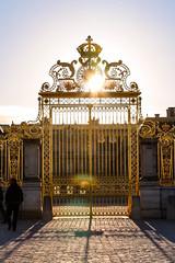 L'entrée du Château (vince.meslet) Tags: chateaudeversailles fontainesmusicale