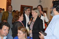 Autárquicas 2017: Maria Luís Albuquerque em Alcochete