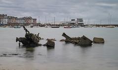 Le Port de Douarnenez (frederic.yvon666) Tags: douarnenez dz port bateau boat mer sea epave pose longue paysage landscape sigma dp2 dp2m foveon merrill