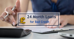 Are 24 Month Loans Appropriate for Bad Credit Situations? (Big Loan Lender) Tags: 24 month loans for bad credit no guarantor loan