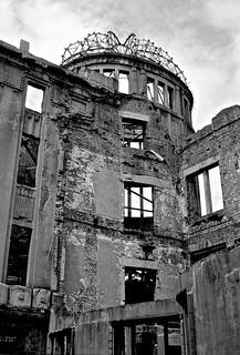 A-Bomb Dome, Hiroshima, Japan・原爆ドーム、広島市 (Explored 3/vi/17)