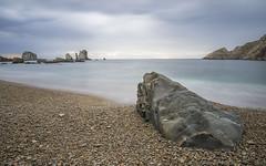 The Silence Beach (GC - Photography) Tags: beach sea coast water rocas rocks nikon d500 filtrosnd ndfilters gcphotography asturias españa spain playadelsilencio silenciebeach atardecer sunset cudillero nubes cluouds cloudy nublado