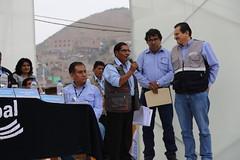 Diálogo por el Agua en San Juan de Miraflores (Sedapal Oficial) Tags: sedapal rudecindovega aguapotable sanjuandemiraflores alcantarillado saneamiento obrassaneamiento nuevarinconada