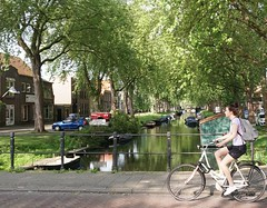 2017-06-21 15.10.21 (2) (walterkolkma) Tags: westfiresland fietsen bikes biking netherlands holland landscapes bicycles cycling enkhuizen dijk dike dromedaris koepoort sonyilce6300