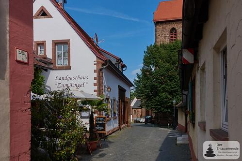 Landgasthaus Zum Engel bei Burg Neuleiningen