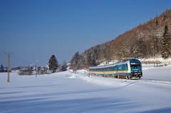 ALX 84158 @ Altstädten (Wesley van Drongelen) Tags: alex alx vogtlandbahn vbg br baureihe class serie type 223 er20 altstädten altstaedten trein train zug illertal