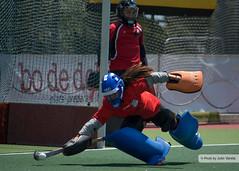 Fieldhockey Goalkeeper (Julio Varela Díaz) Tags: fieldhockey hockey hockeyplayers goalkeepers sportsphotography