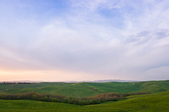 DSC_0101.jpg (saladino85) Tags: landscape sunset hilltop italy hills holiday tuscana blue tuscany scenery beautiful trees green rollinghills different corsano sunrise
