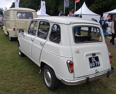 (Uno100) Tags: renault 4 white 1973