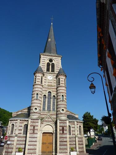 Eglise d'Yport