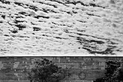 (xxooo) Tags: pb bw brasil brazil fau fauusp usp universidade de são paulo universidadedesãopaulo américa do sul americadosul south america southamerica sky ceu concreto concrete betão villa joão batista vilanova artigas joãobatistavilanovaartigas arquitetura architecture modernismo modernism brutalismo brutalism
