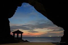 石門洞 (Lavender0302) Tags: 夕陽 石門洞 石門 新北市 台灣 taiwan sunset