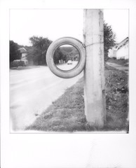 Look wide, and even when you think you are looking wide - look wider still. [Robert Baden-Powell] (o_stap) Tags: bw600 blackandwhite bw analog instant impossibleproject polaroid600 polaroid filmisnotdead ishootfilm believeinfilm