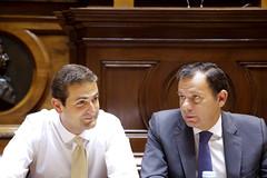 Reunião do Grupo Parlamentar do PSD.
