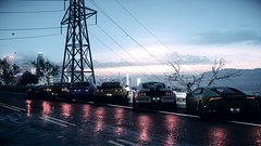 NFS16 (nikitin92) Tags: game screenshots vidoegame car nfs2016 needforspeed racing road ford mustang rtr lamborghini huracan nissan skyline gtr r34 aventador bmw m3 e46 chevrolet camaro ss pc 4k