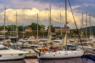Oslo - The Marina