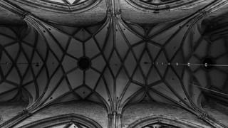 Vienna   |   Stephansdom Ceiling