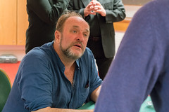 William Dalrymple at book signing (smaaaevents) Tags: bedfordparkfestivaljubilee kohinoor stmichaelandallangelsbedfordpark williamdalrymple