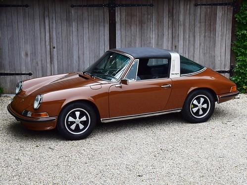 "Porsche 911S 2.4 Targa ""Ölklappe"" (1972)"