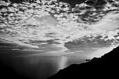 """SDIM1174- dp1s- """"Tramonto su Capri"""" - (ciro.pane) Tags: sigma dp1s foveon tramonto invernale isola capri stelle romanticità promontorio punta campanella italia italy italien italie freddo dicembre contributo sfocato bokeh bianconero bw"""
