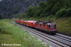 Re 420 287 SBB Cargo, Claro (Brenno Arcara) Tags: btr813 flirt flirt3 stadler stadlerrail claro ticino treno re420 sbbcffffs bimodal