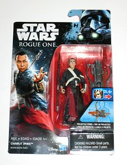 chirrut imwe star wars rogue one basic action figures 2016 hasbro mosc 2a (tjparkside) Tags: chirrut imwe star wars rogue one 1 story basic action figure figures hasbro 2016 2017 disney imperial death trooper card package packaging blind force ability abilities removable cape cloak robe staff projectile firing weapon weapons tie fighter interceptor pilot special wave 2