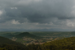 Ooty View (Praveen chow(Shoot Hunt)) Tags: ooty tourism tourist place tamilnadu india hillstation hills clouds dottabetta