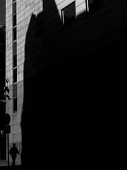 black (bemberes) Tags: bw urban bilbao epl3