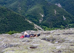 On top of the world (Vera Borissova) Tags: belintash rocks rockformations together nature ontopoftheworld rhodopemountains