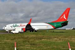 VQ-BJC  B737-8K5(WL)  Alba Star (n707pm) Tags: vqbjc b737 boeing 737 737800 737wl airport aircraft airline airplane iac einn snn coclare ireland rossiyaairlines albastar cn27992 shannonairport