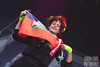 Arcade Fire (Strangelove 1981) Tags: 2017 arcadefire dublin malahidecastle live gig concert band music performance ireland regine chassagne haiti flag